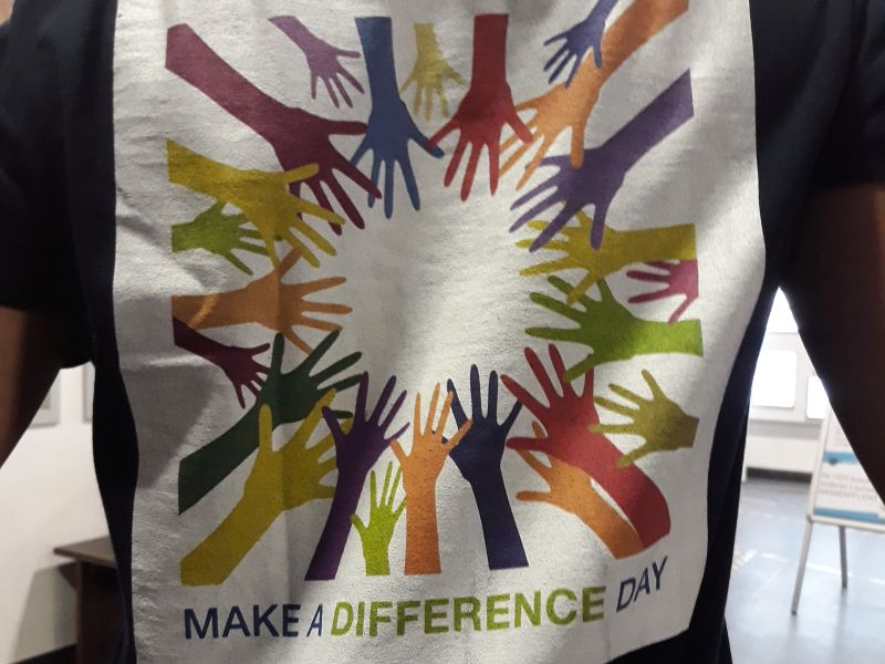 """Make a difference day"" 2020"
